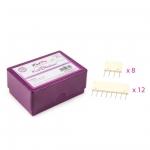 20 шпильок для блокування, Knit Blockers, KnitPro 10877