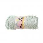 Пряжа для вязания из 100% хлопока Cotton Lux, Idena