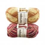 Sock Yarn, Kartopu