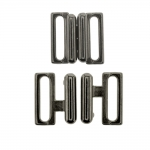 Metal Bra Lock, Bra fastener for 14mm strip