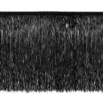 Chainette Fringe Trim 100 cm