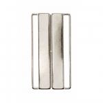 Metallpannal 65x35 mm, sobib rihmale laiusega 60 mm