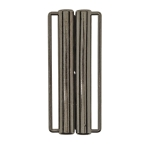 Metallpannal 90x35 mm, sobib rihmale laiusega 80 mm