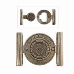 Metallpannal 60x45 mm, sobib rihmale laiusega 40 mm