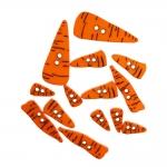 Dekoratiivnööbid, max 3,5 cm, 14 tk, Dress It Up #4683 (USA)