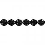 Ümarate motiividega pits MA60-1057 laiusega 1,5 cm