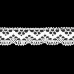 Cotton Crochet Lace 1819, 4,5 cm