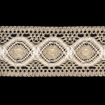 Cotton Crochet Lace 1104, 9 cm
