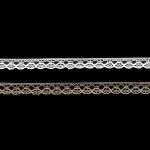 Cotton Crochet Lace 3513, 0,8 cm