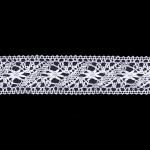 Puuvillane pits, Cotton (Crochet) Lace, 1607 laiusega 4.5 cm, Iemesa