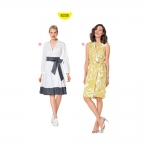 Kleit Nr. 34-44, Burda Style Nr. 6338