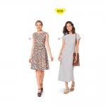 Kleit Nr. 34-44, Burda Style Nr. 6339