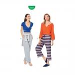 Püksid Nr. 34-44, Burda Style Nr. 6333