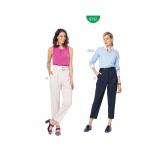 Püksid Nr. 34-44, Burda Style Nr. 6332