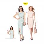 Kleit Nr. 34-44, Burda Style Nr. 6320