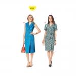 Kleit Nr. 34-44, Burda Style Nr. 6321