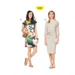 Kleit Nr. 34-44, Burda Style Nr. 6322