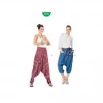 Püksid Nr. 32-46, Burda Style Nr. 6316