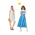 Kleit Nr. 32-44, Burda Style Nr. 6311