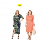 Kleit Nr. 46-56, Burda Style Nr. 6304