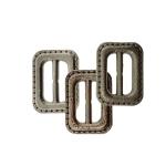 Пластиковая пряжка 40 x 30 мм, для ремни шириной 25 мм