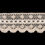 Cotton Crochet Lace K-5010, 7 cm