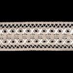 Puuvillane vahepits K-5011 laiusega 5,5 cm