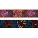 Roosiõitega dekoratiivpael laiusega 32 mm, Art. 17173