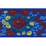 Roosiõitega dekoratiivpael laiusega 100 mm, Art. 20328