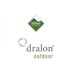 Teflon coated table linen, Dralon Plain, Art.2.171031.1016.475