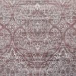 Luksuslik barokkstiilis mustriga sametkangas, Art.BB93716-01