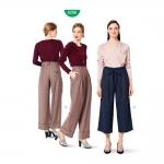 Püksid Nr. 34-44, Burda Style Nr. 6286