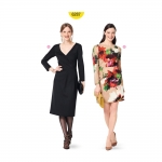 Платье Nr. 34-44, Burda Style Nr. 6287