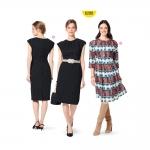 Kleit Nr. 34-44, Burda Style Nr. 6288
