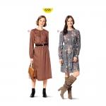 Kleit Nr. 34-44, Burda Style Nr. 6295