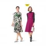 Kleit Nr. 34-44, Burda Style Nr. 6297