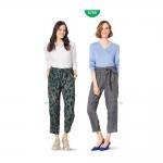 Püksid Nr. 34-44, Burda Style Nr. 6298