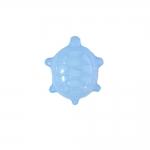 Kilpkonna kujuline, kannaga plastiknööp, 17x15mm, 26L