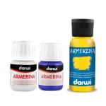 Portselani külmvärvid, 30 ml ja 50 ml, Darwi Armerina