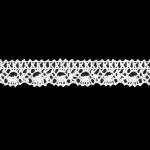 Льняное кружево 721L, 2 cм