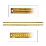 Puidust meeter-joonlaud 100cm, 36`tolli, Kearing 7001