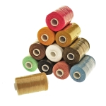 Strong Polyester Sewing Thread, 200 m, No.20/2