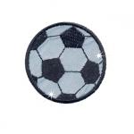 Helkur-aplikatsioon, triigitav; jalgpalliga ø5 cm, Mono Quick, #06360