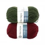 Wool Mix Yarn Elite Wool, Kartopu