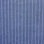 Teksataoline, õhem, laiatriibuline puuvillane kangas (Denim stripe jaquard), 145cm, Q11170