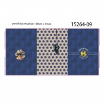 Trikookangas kupongina 75 cm x 150 cm, Stenzo 2020, 15264