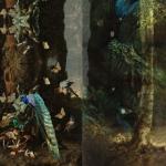Trikookangas kupongina 200 cm x 150 cm, Stenzo, 14924