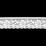 Joustava pitsinauha, 3 cm, Coats 35116