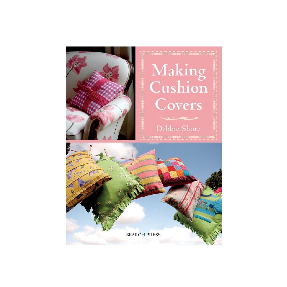 Raamat `Making Cushion Covers`