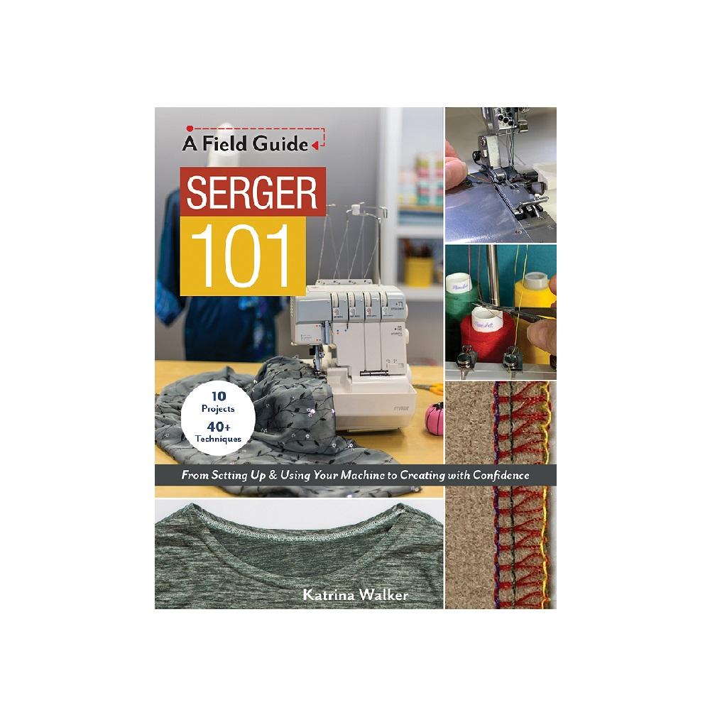 Raamat `Serger 101`